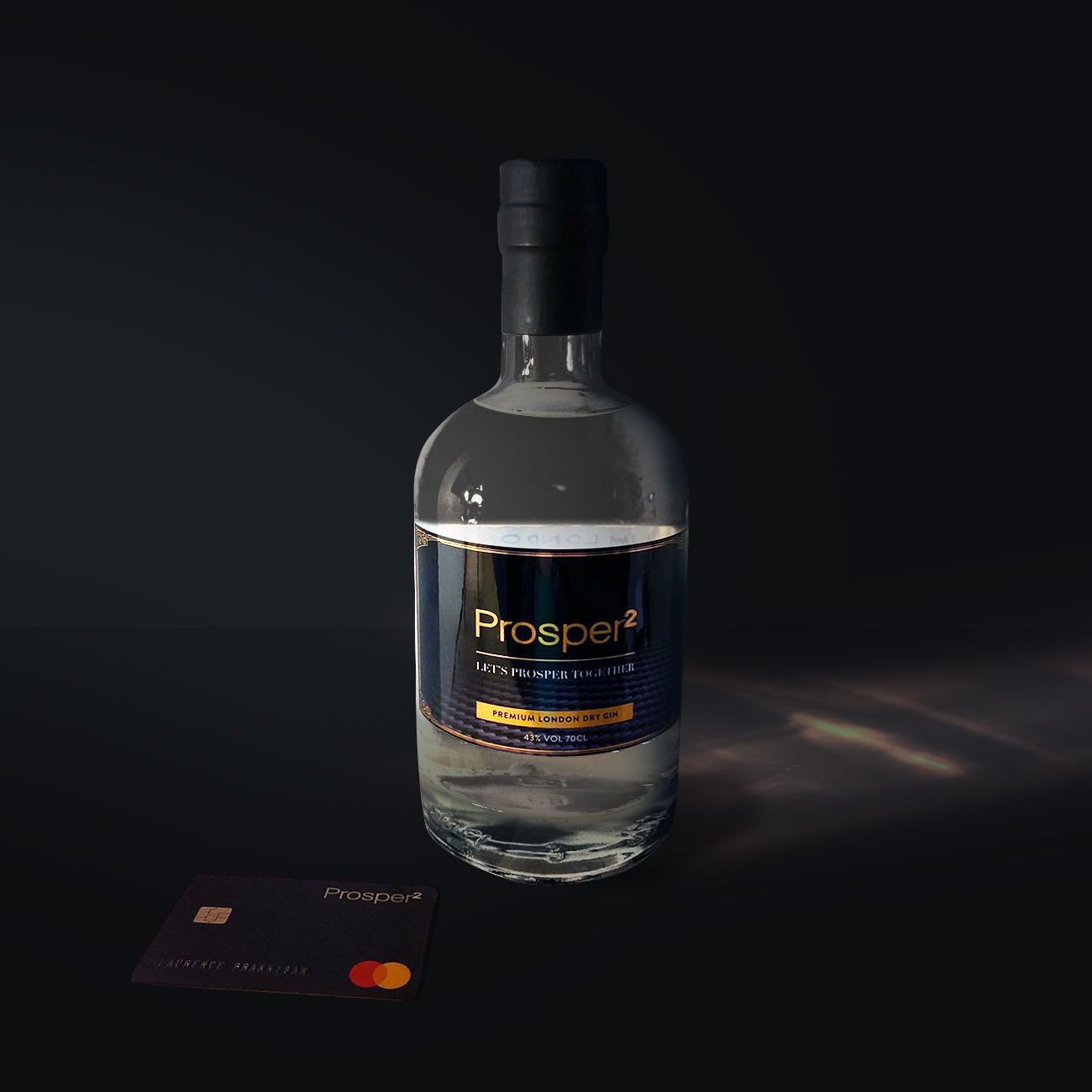 My Gin My Way: Exceptional gin bottled for your exceptional business customers