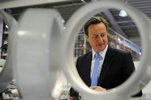 Cameron in pledge to black entrepreneurs