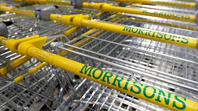 Morrisons reports slower growth. So?
