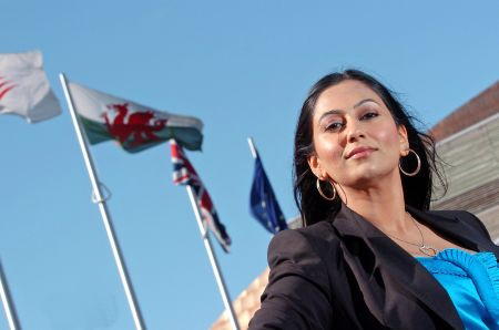 Crowning Britain's top Asian woman entrepreneur