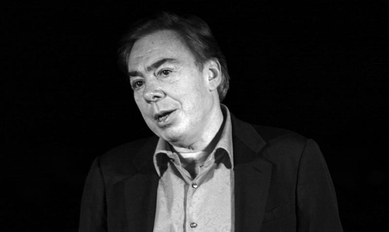 Andrew Lloyd Webber rocks the vote