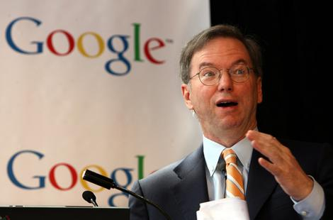 "Google's Eric Schmidt on the need for ""crazy entrepreneurs"""