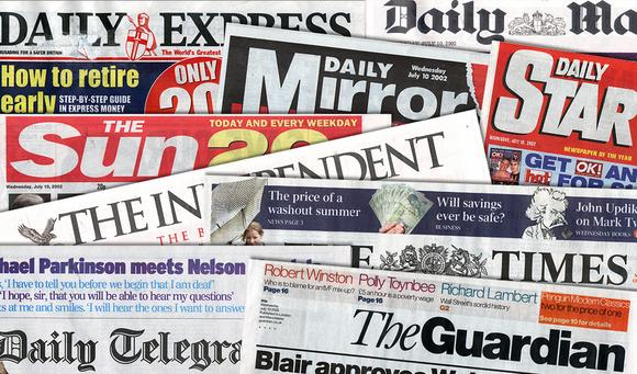 Pick of the press: Tuesday 1 June 2010