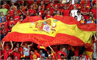 Why Spain won the World Cup