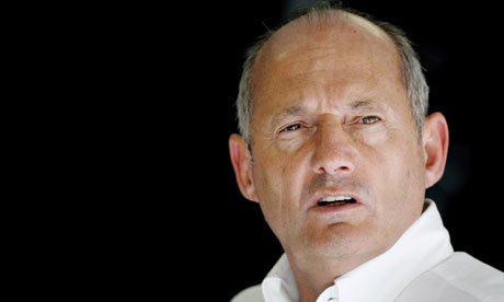 """McLaren boss Ron Dennis on """"Made in Britain"""""""