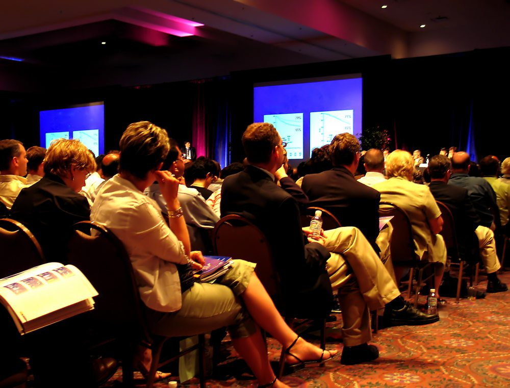 How to organise a business conference