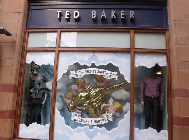 Ted Baker, the rule-breaker