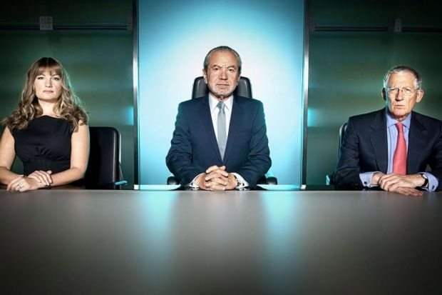 The Apprentice: Meet the candidates