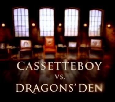 Cassetteboy vs Dragons' Den: one of the best