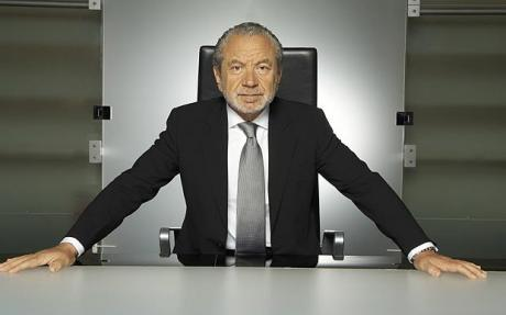 The Apprentice is pure fiction