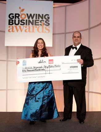 Stelios Award for Disabled Entrepreneurs: winner announced