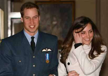 Prince William and Kate Middleton: Lame connections