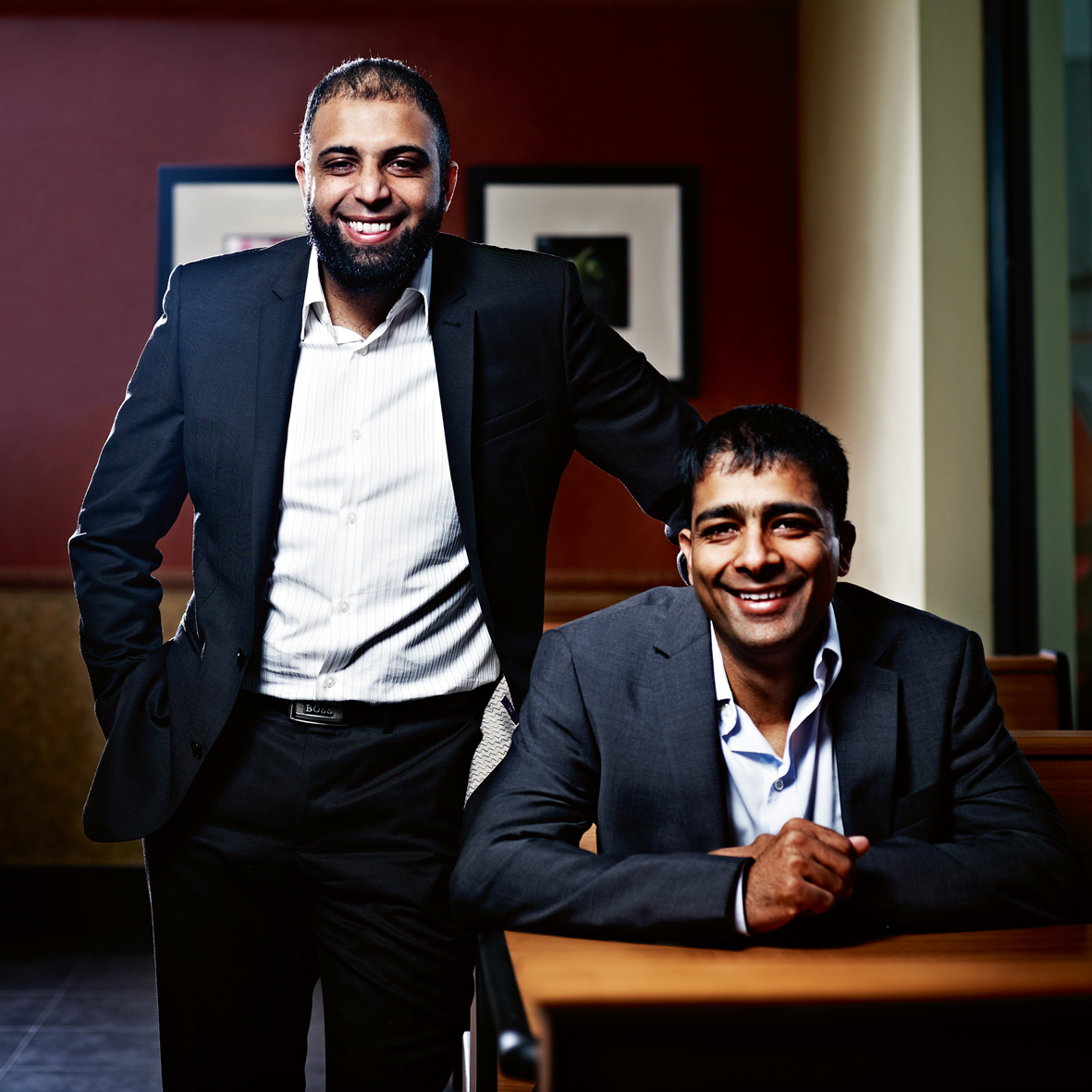 Band of brothers: Why sibling-run firms work
