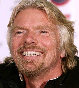 Is Branson stepping down from Virgin Atlantic?
