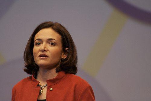 Watch Facebook's Sheryl Sandberg's TED talk