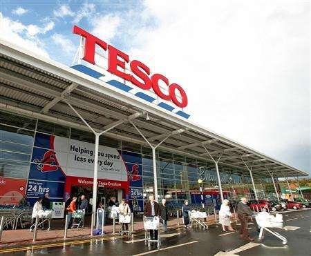 Tesco accuses big banks of sharing data