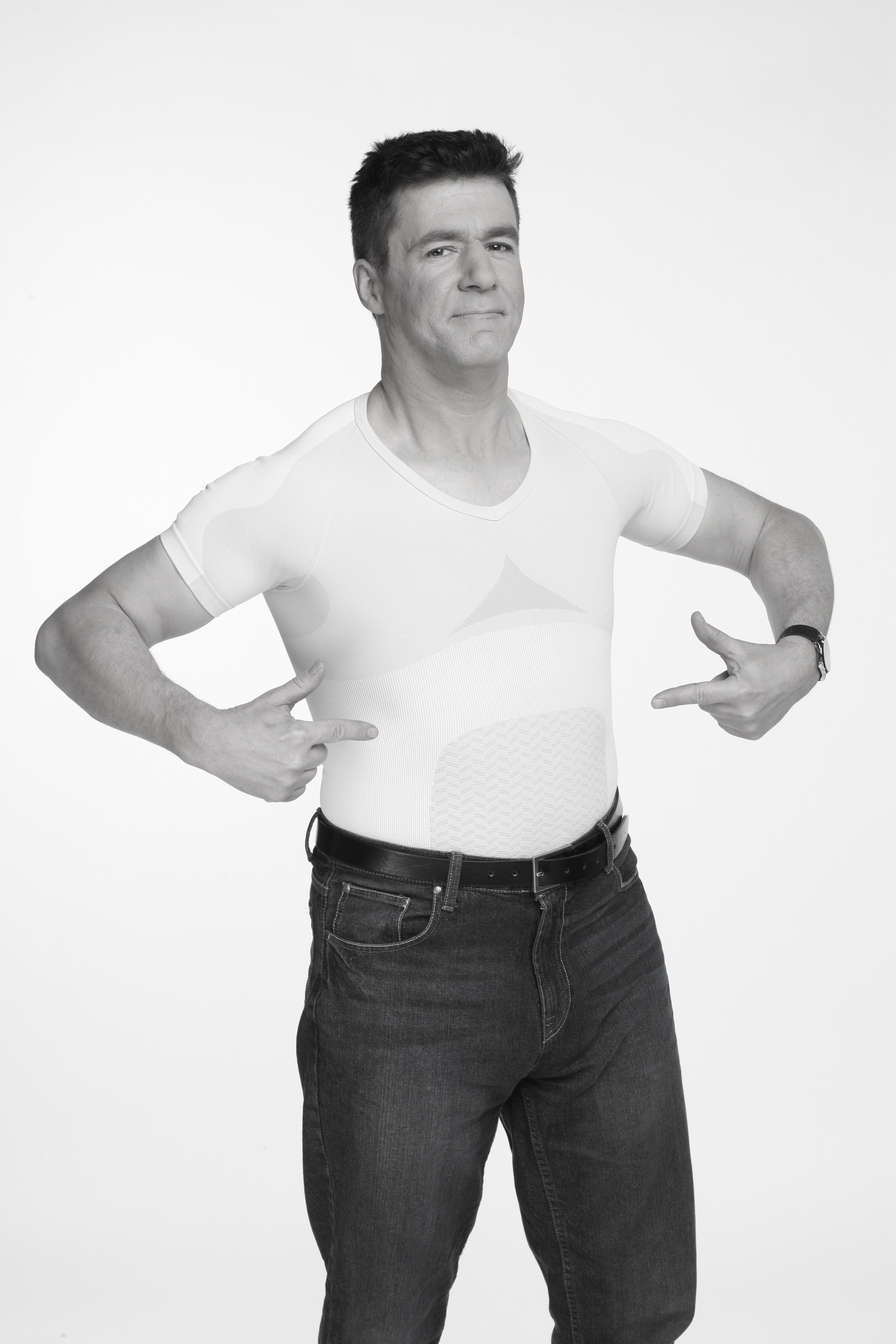 Men's body-sculpting underwear: new niche