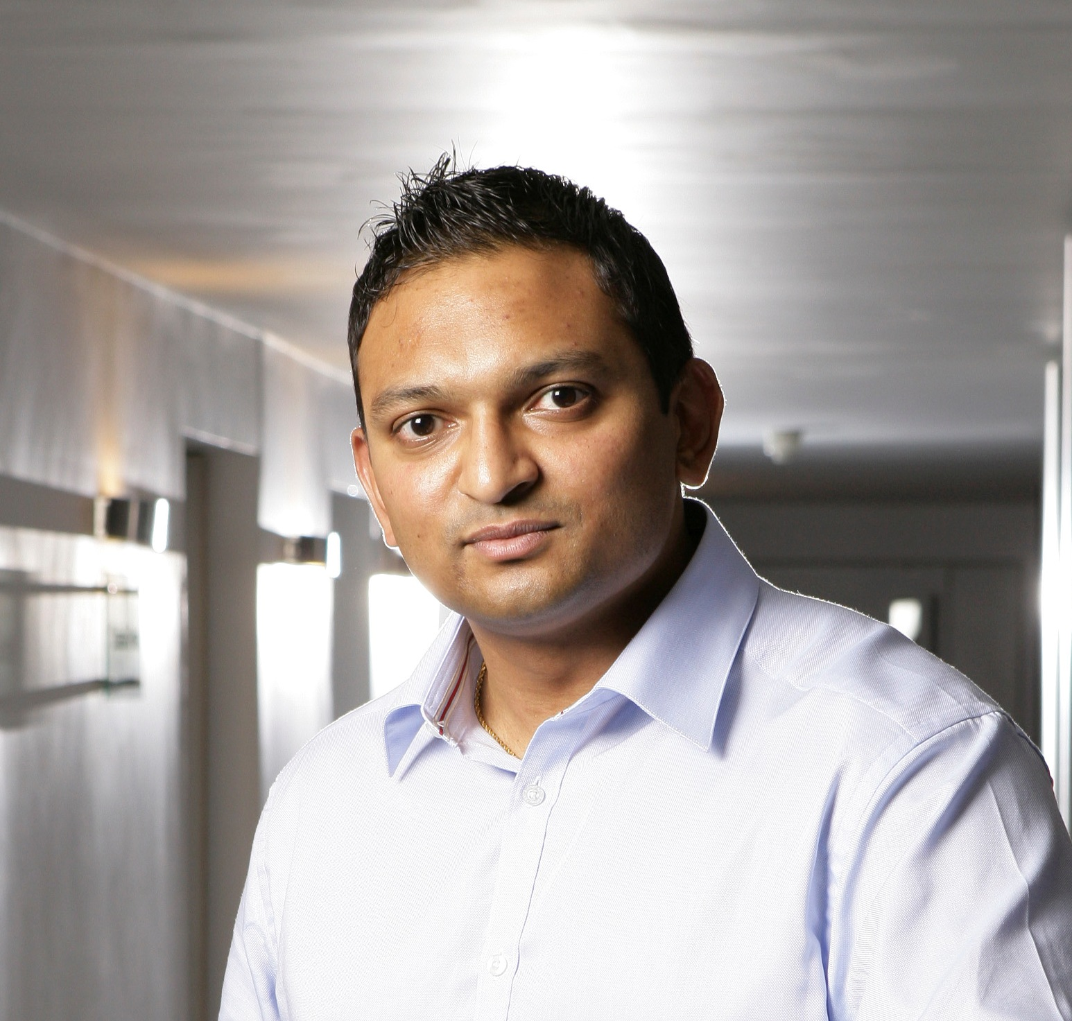 Mitesh Soma: Learn from those who work hard