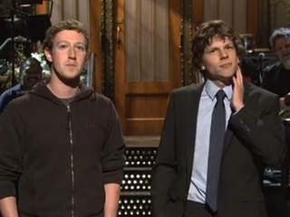 VIDEO: Mark Zuckerberg on Saturday Night Live