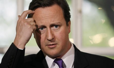 Cameron's open letter to the electorate