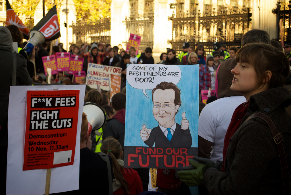 UK plc throws support behind Coalition's cuts