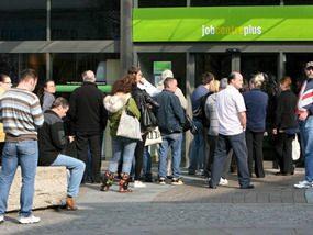 Youth job crisis as unemployment figures soar