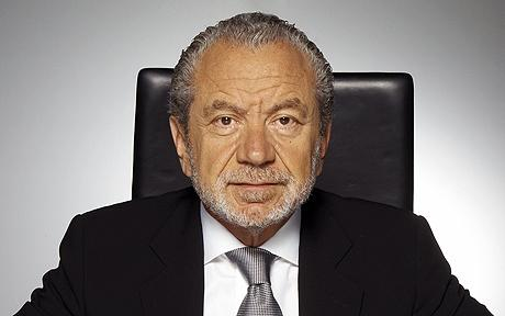 Lord Sugar's new year message to SMEs
