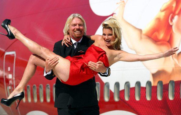 Branson's Virgin Atlantic eyes Etihad sale