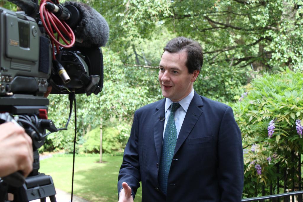 George Osborne launches Budget ideas portal