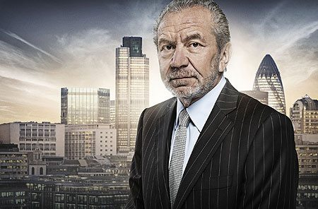 "Lord Sugar discloses ""Apprentice"" changes"