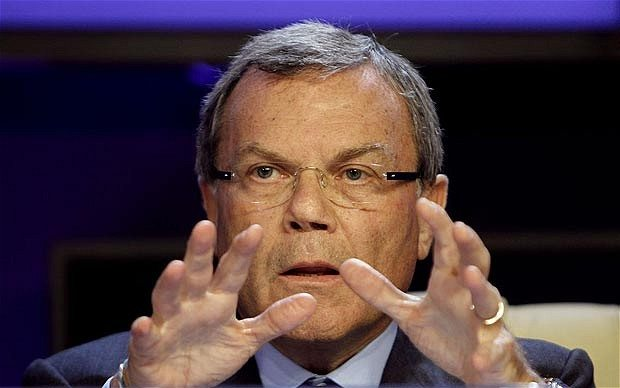 """WPP's Martin Sorrell: apps are """"holy grail"""""""