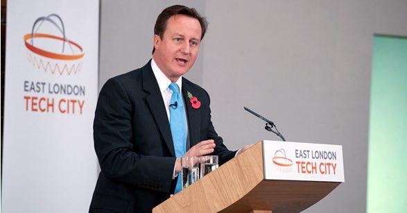 East London Tech City gets  £310m Cisco investment