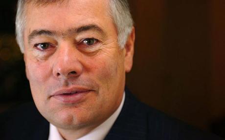 Business Growth Fund: Who is Sir Nigel Rudd