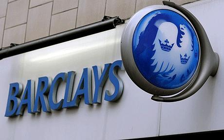Barclays protests: unjustified