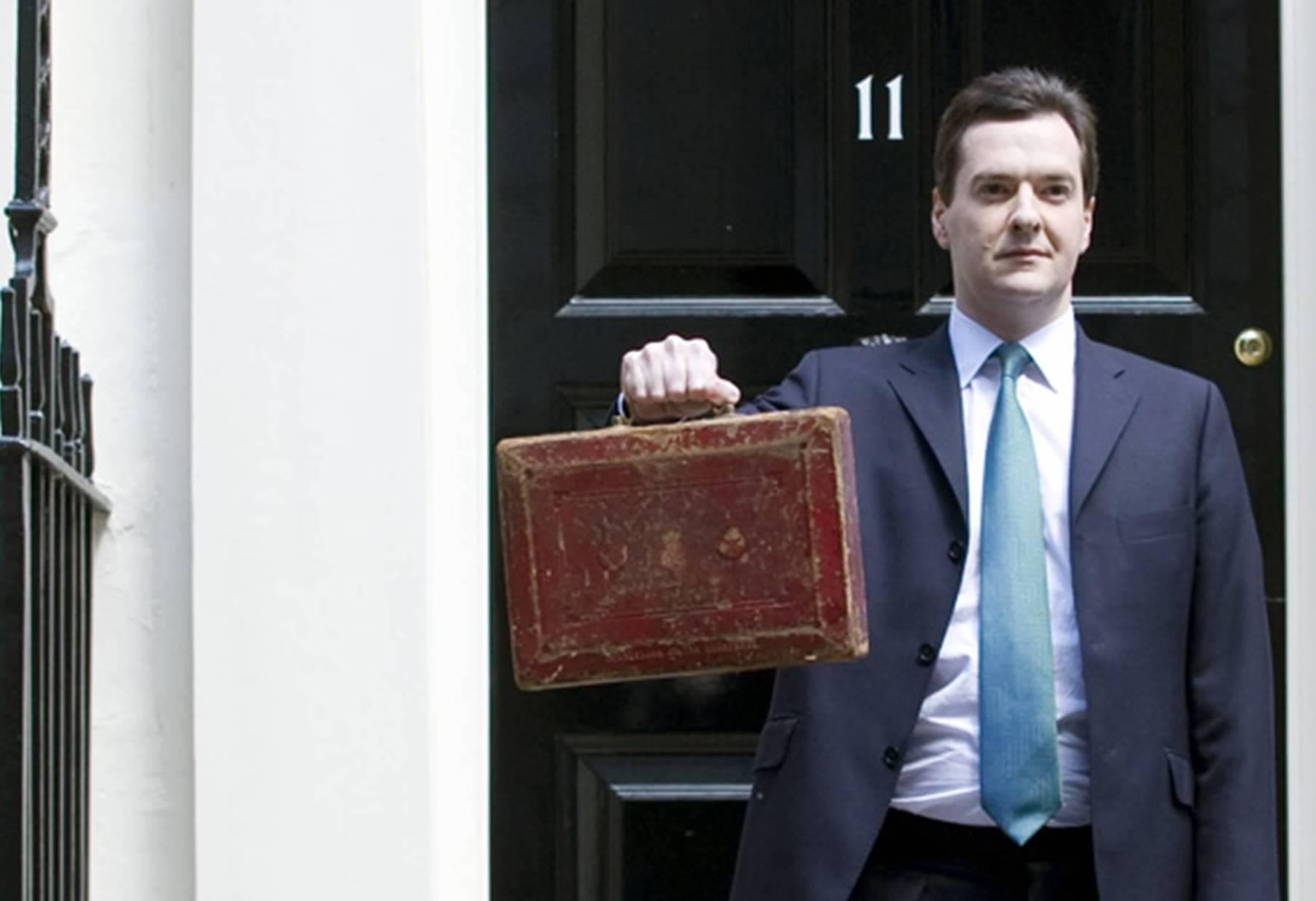 Budget 2011: live blog