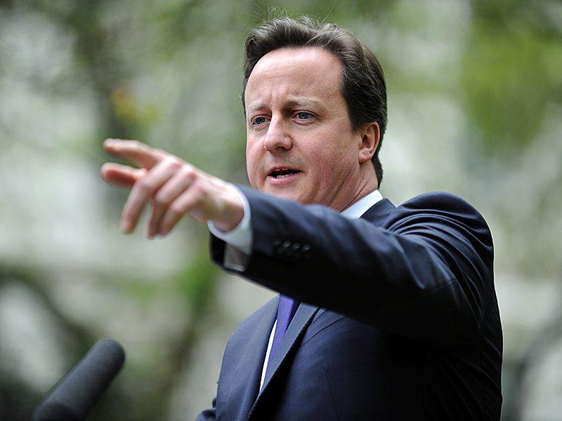 Cameron fights for enterprise