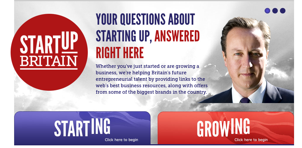 Startup Britain launches today