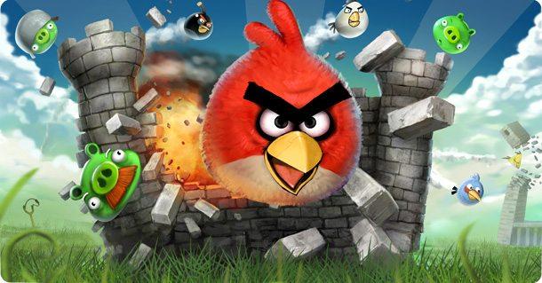 Angry Birds maker raises $42m of VC cash