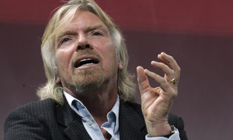 Richard Branson: How to face disaster