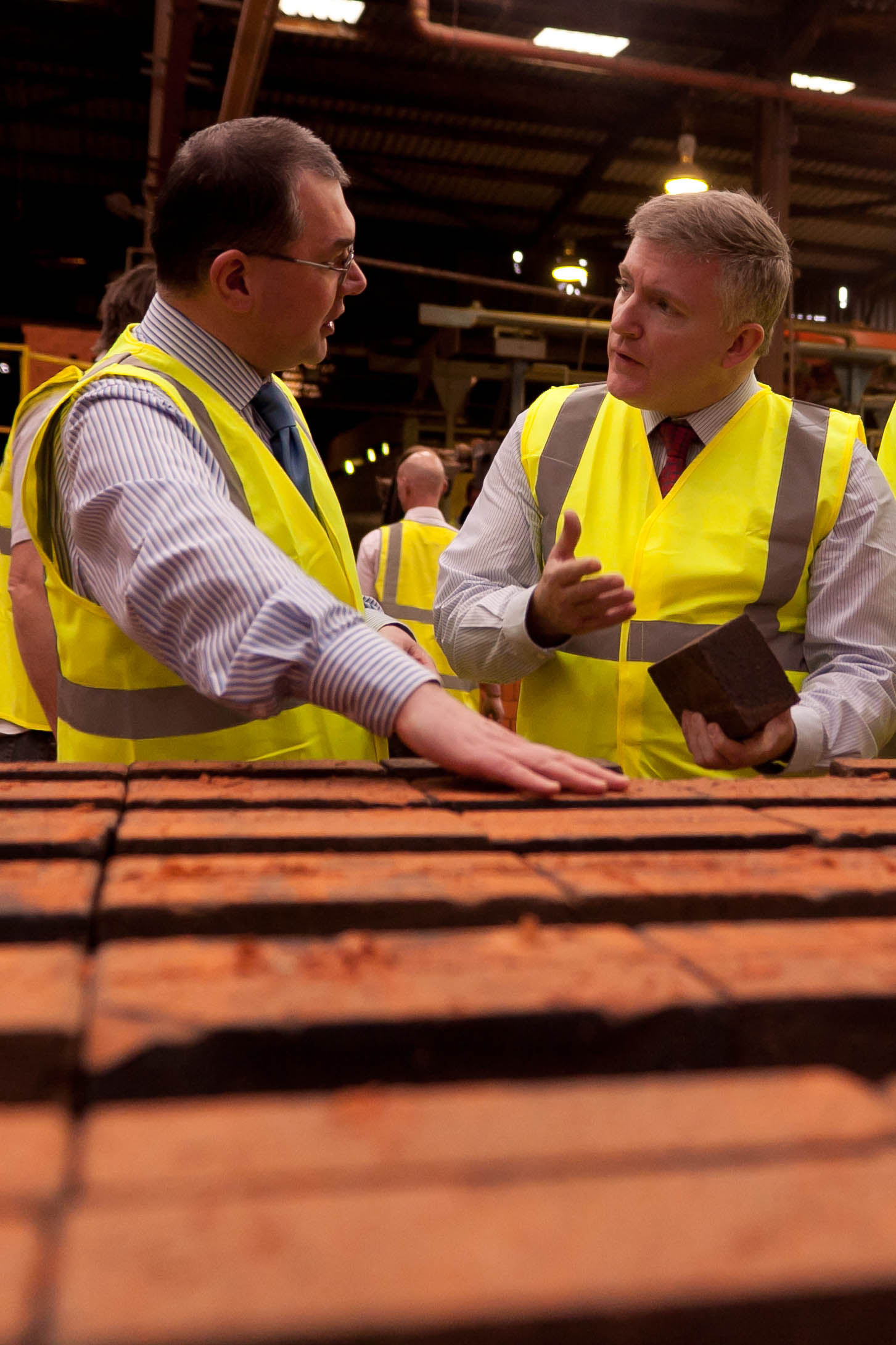 Lessons from Michelmersh Brick and Tile Company