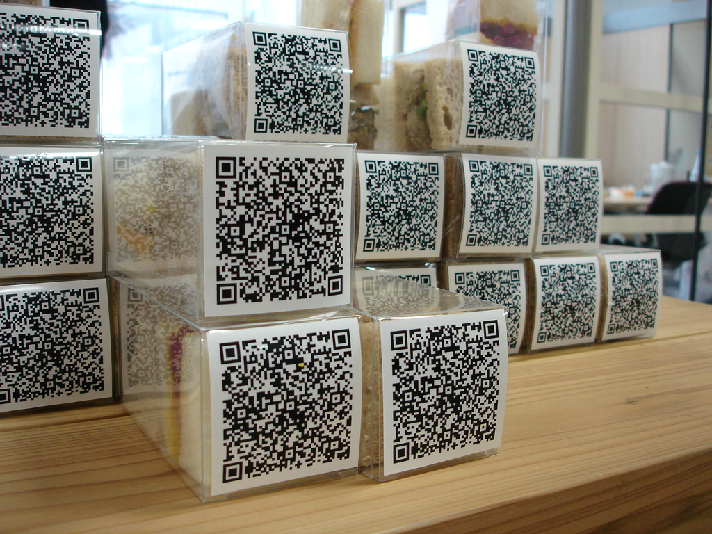 How to make money out of QR codes