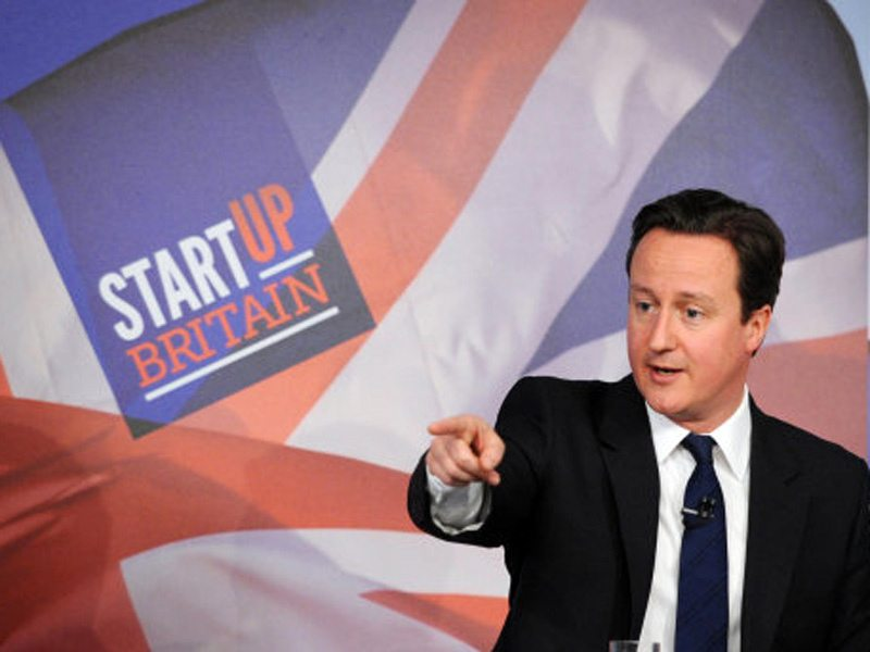 Startup Britain: a founder's response