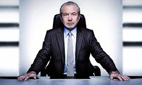 Lord Sugar hired as YouView chairman
