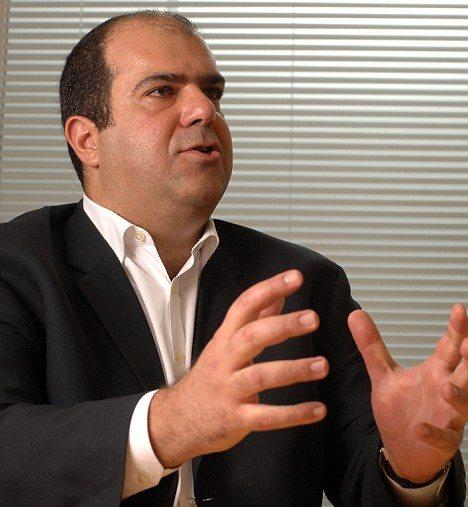 Stelios awards  £10,000 to green entrepreneur