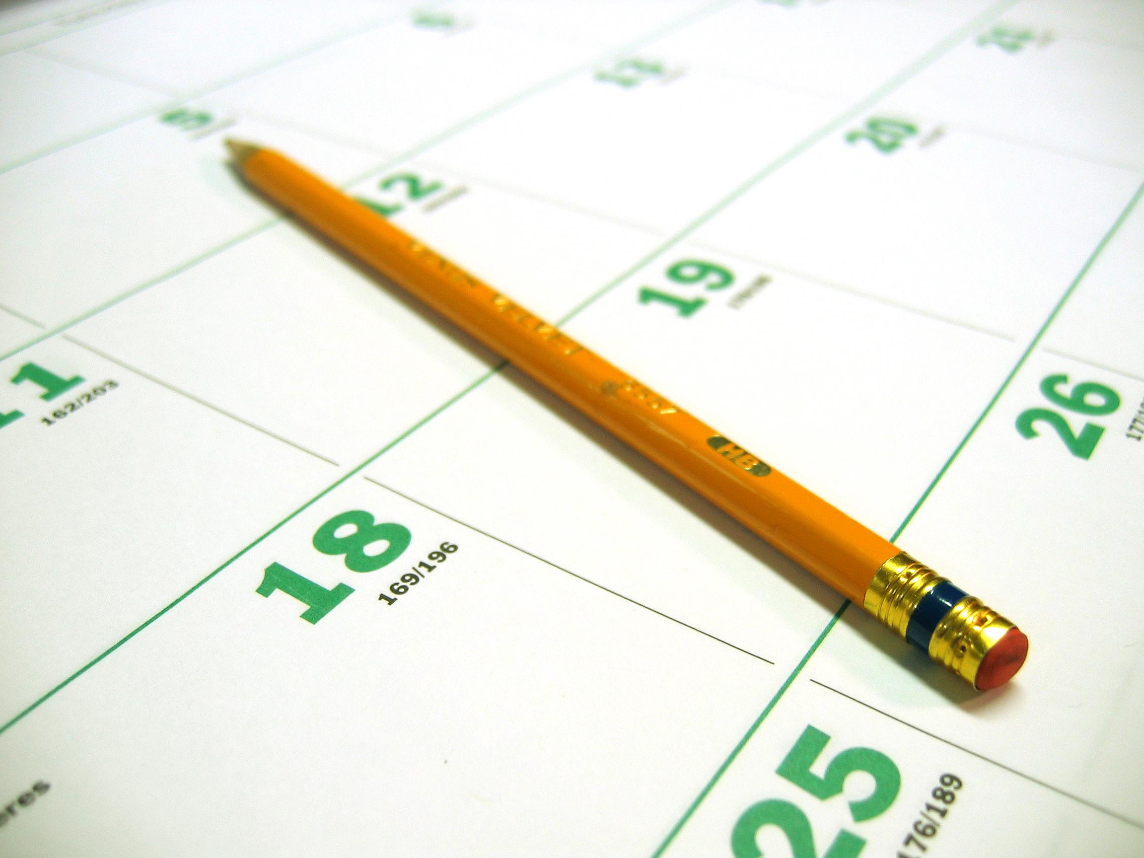 Tax calendar for SMEs: 2011-12