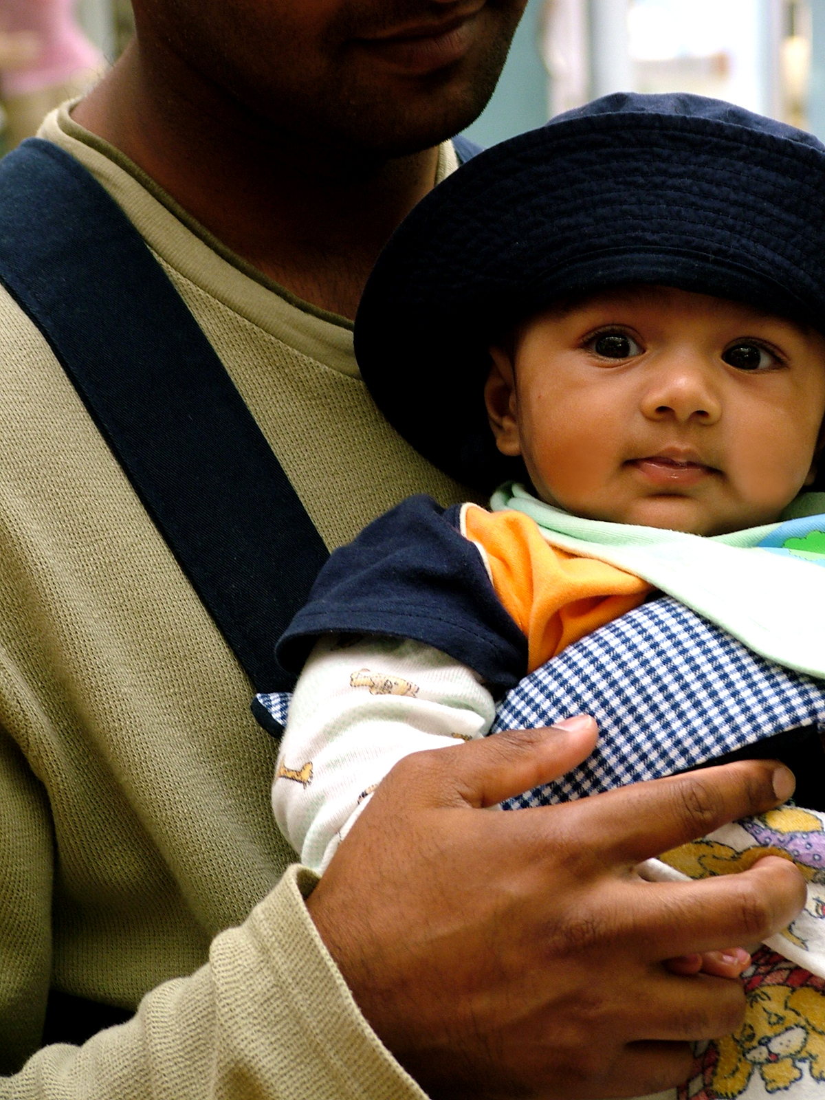 Paternity leave changes the facts