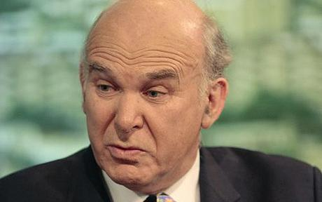 Vince Cable launches Red Tape Challenge