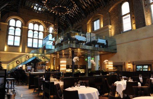 Top five London Michelin-starred restaurants