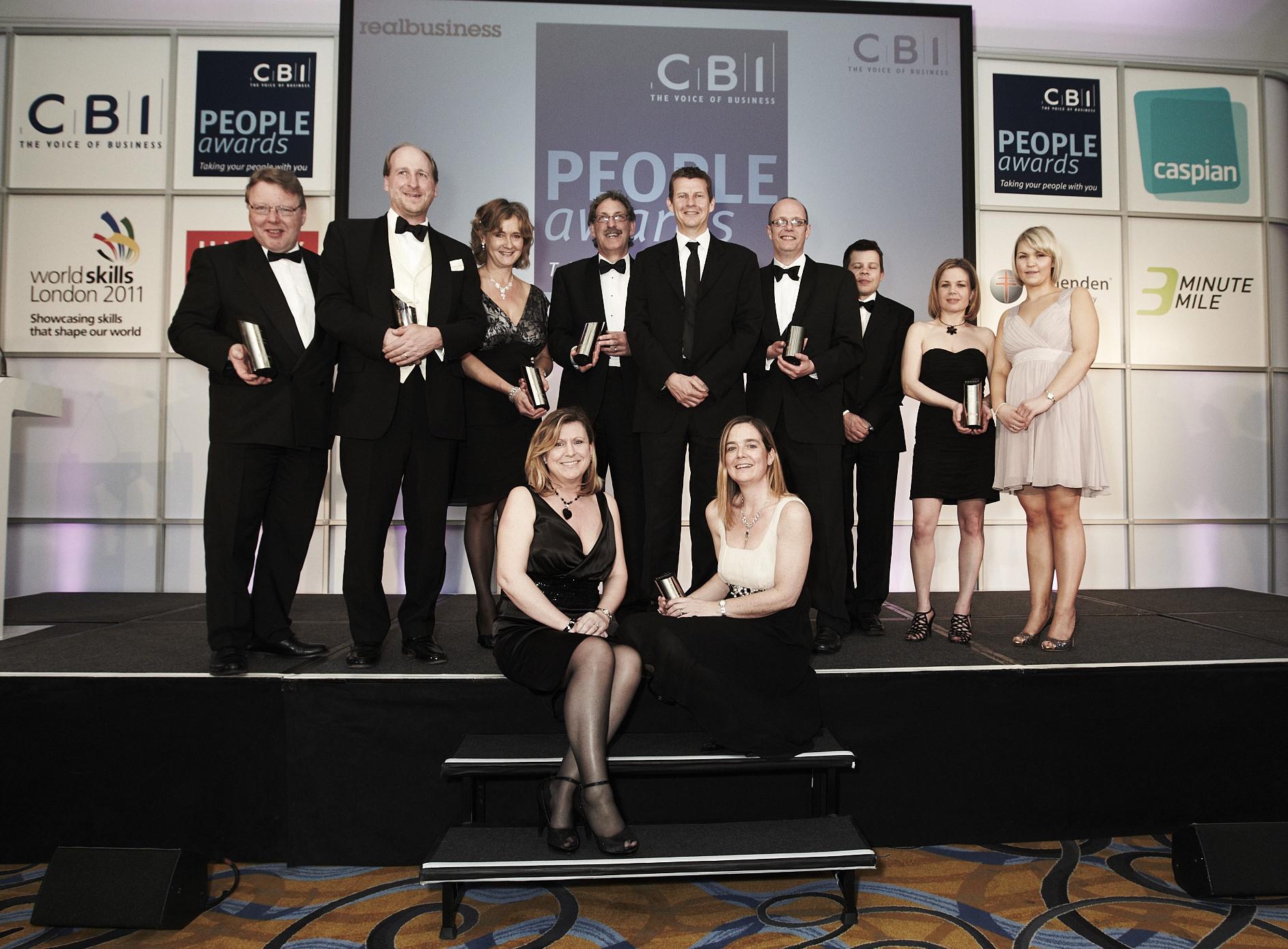 MacFarlane Telfer receives CBI People Awards gong