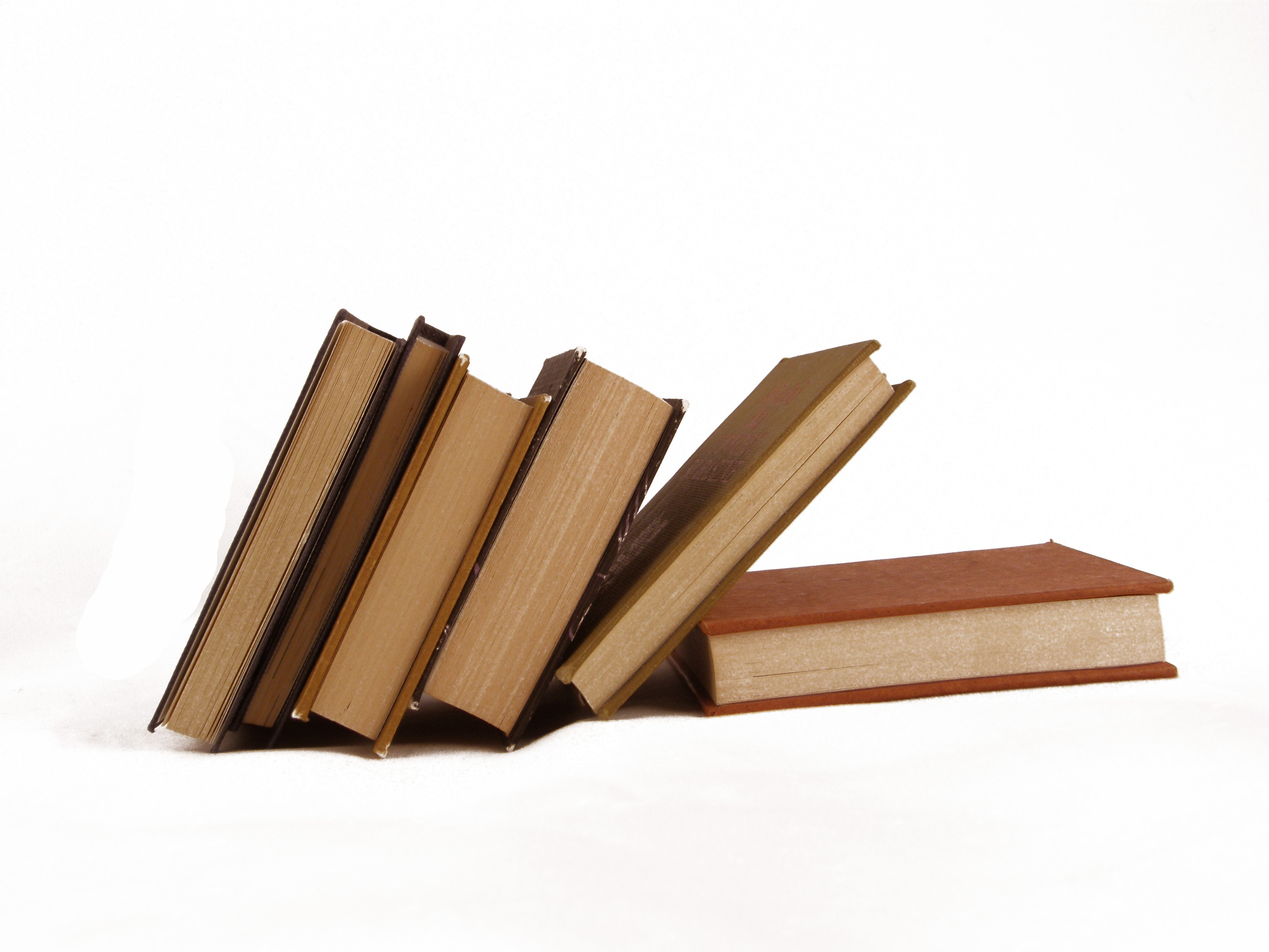 Top five must-read business books